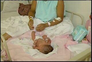 Grande parte das mulheres brasileiras preferem o parto por meio da cesariana - Cerca de 40% dos partos sào feitos por esse método.