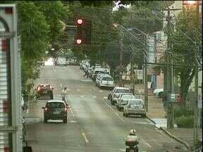 Cresce o número de infrações de trânsito em Cascavel - Excesso de velocidade é a principal infração cometida pelos motoristas