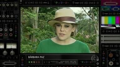 Bárbara Paz fala sobre traição de Félix com Edith - Félix é julgado por traição e adultério