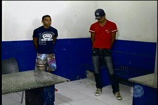 Dois suspeitos de homicídio são presos em Petrolina - Os crimes aconteceram em dezembro do ano passado.