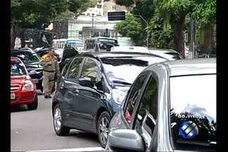 Veja como está o trânsito em Belém com a volta às aulas - Ronan Frias traz informações ao vivo da avenida Nazaré.
