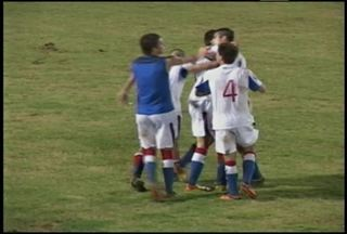 Copa Santiago de Futebol Juvenil. Grêmio perde a primeira partida do time no torneio - O Tricolor Gaúcho abriu vantagem, mas foi surpreendido pelo Nacional do Uruguai.