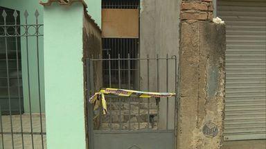 Mulher é morta na frente da filha de 1 ano em Itajubá (MG) - Mulher é morta na frente da filha de 1 ano em Itajubá (MG)