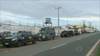 Presos de Pedrinhas começam motim nesta quinta-feira (16) - Um diretor do presídio disse que ele quebraram grades e cadeados de celas. A situação foi controlada.