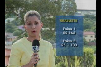 Salario regional terá reajuste de 12,72% - O novo valor referencial do piso deve injetar cerca de R$1,3 bilhões na economia.