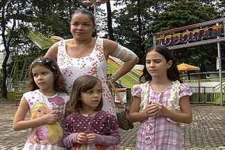Brinquedo causa queimaduras em visitantes do Parque Mutirama, em Goiânia - Em duas semanas, uma unidade de saúde da capital registrou cinco casos de pessoas que se queimaram no tobogã.