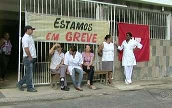 Funcionários de hospital em Vargem Alta, ES, entram em greve e atendimento é prejudicado - O hospital fica no distrito de Jaciguá. Com a paralisação, alguns serviços deixaram de ser prestados.