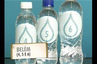 Programa Bem Estar faz teste com água mineral vendida em Belém - Confira a reportagem exibida nesta terça-feira.