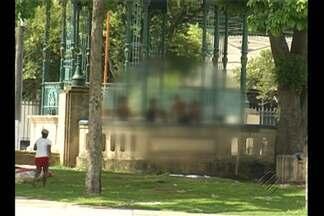 Moradores do bairro do Reduto reclamam de insegurança - Confira a reportagem.
