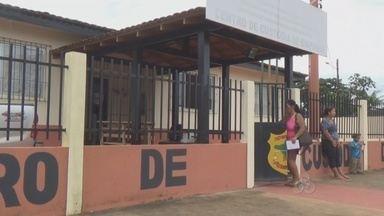 Ministério Público investiga denúncias de tortura no centro de custódia do Oiapoque - O MINISTÉRIO PÚBLICO INVESTIGA DENÚNCIAS DE TORTURA NO CENTRO DE CUSTÓDIA DE OIAPOQUE. UMA PROMOTORA ESTÁ TOMANDO O DEPOIMENTO DOS PRESOS.
