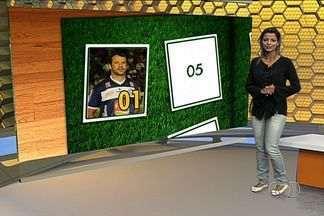 Romerito é o craque da primeira rodada do Goianão - Meia de 39 anos dá duas assistências e ainda faz gol na vitória do Goianésia sobre o Crac.