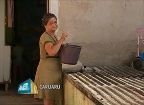 Problema de falta de água em bairro de Caruaru é resolvido - Moradores da Rua São Sebastião, no Alto do Moura, estão satisfeitos. Problema foi mostrado nesta segunda-feira (20).