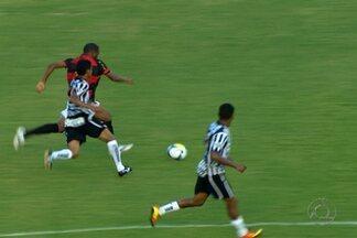 Botafogo-PB pode ser punido por suposta irregularidade de Pio e Thiaguinho - Volante e atacante só tiveram seus nomes divulgados no BID na segunda-feira, um dia depois da partida contra o Sport, na estreia na Copa do Nordeste.