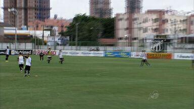 Ceará encerra preparação para encarar o Treze - Jogo é válido pela Copa do Nordeste