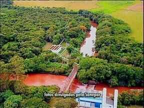 Criadores de peixes estariam contaminando a água em Maringá - Gosto e cheiro da água estão ruins desde o fim ano