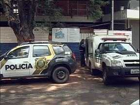 Trabalhador morre em queda de prédio em Maringá - Carpinteiro de 63 anos morreu ao cair do oitavo andar de prédio em construção