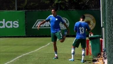 Lúcio é a novidade no time do Palmeiras - Confira a provável escalação do Verdão contra o Comercial