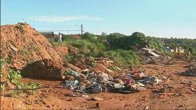 Obras de anel viário há mais de um ano irritam moradores em Rio Claro - Obras de anel viário há mais de um ano irritam moradores em Rio Claro