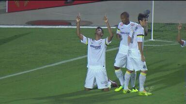 Os melhores momentos de Audax-SP 1 x 1 Santos - Peixe mantém liderança do grupo