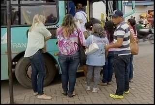 Usuários do transporte coletivo de Montes Claros reclamam de atrasos e pedem mais linhas - ATCM admite redução de ônibus durante o período de férias.
