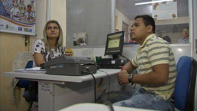 Estrutura do posto do Sine na Barra do Ceará atrapalha atendimento - Sine afirma que está à procura de novo prédio para atender o crescimento da demanda do bairro