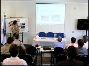 Associação Comunitária para Assuntos de Segurança Pública realiza primeira reunião - Representantes da Polícia Civil, militares, bombeiros e membros da sociedade civil organizada participaram do encontro em Divinópolis.