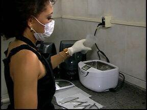 Cuidados na hora de escolher o salão de beleza em Divinópolis pode evitar doenças - Higiene do local e alguns cuidados básicos podem evitar uma série de doenças.