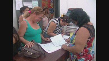Em Guajará-Mirim, movimentação nas escolas é tranquila durante a chamada escolar estadual - Em algumas escolas, as rematrículas foram realizadas no fim do ano letivo de 2013.