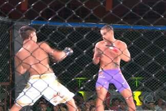 Extreme Fight leva muita emoção e boas lutas para o Ginásio Ronaldão - Evento aconteceu na noite desta terça-feira em João Pessoa e ao todo foram realizados dez combates.