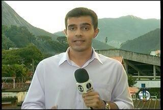 Presidente do INEA vistoria obras em Teresópolis, Região Serrana do Rio - De acordo com o Inea, o andamento das obras no município é positivo.