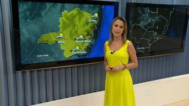 Quinta-feira deve ser ensolarada em Belo Horizonte - Termômetros podem chegar a 31ºC em Belo Horizonte.
