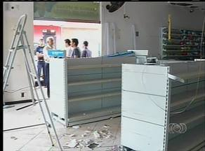 Dinamites usadas em explosão em Araguaína foram roubadas de uma empresa no Pará - Dinamites usadas em explosão em Araguaína foram roubadas de uma empresa no Pará
