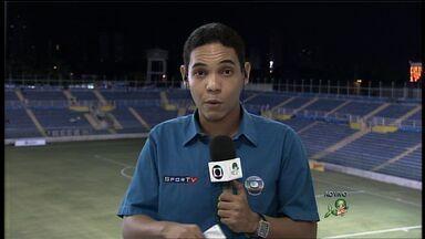 Ceará enfrenta o Treze da Paraíba, e o Fortaleza encara o Tiradentes - TV Verdes Mares vai transmitir Ceará e Treze da Paraíba, pela Copa do Nordeste.