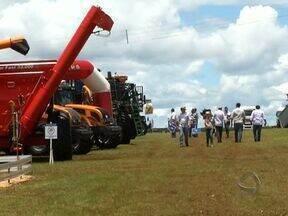Feira de tecnologia para o campo começa em MS - Começou nesta quarta-feira (22), a maior feira voltada para o campo, o Showtec.