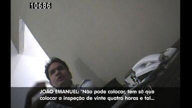 Perícia confirma que vídeo de suposta negociação de fraude envolvendo vereador é autêntico - A perícia técnica confirmou a autenticidade do vídeo em que o ex-presidente da Câmara de Cuiabá, João Emanuel (PSD), aparece numa suposta negociação de fraude.