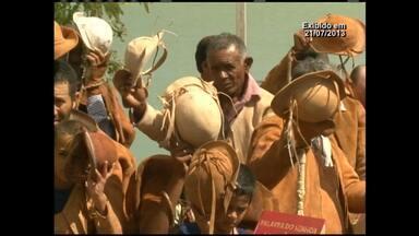 Reveja a matéria sobre a Festa do Vaqueiro de Curaçá - Reportagem foi exibida em 2013 e mostra a fé e o amor que os sertanejos têm à vida e ao sertão.
