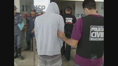 Suspeito de matar policial militar é transferido para Campinas - Gullit Fernandes de Oliveira estava no presídio de Montes Claros (MG) e foi transferido neste sábado (25) para Campinas.