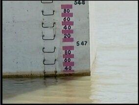 Chuva gera esperança para a região do Bico da Pedra, no Norte de Minas Gerais - A barragem está com quase 60% da capacidade.