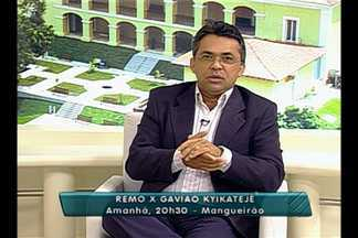 Carlos Ferreira comenta os destaques do esporte (28) - Confira os destaques do esporte paraense no programa Bom Dia Pará