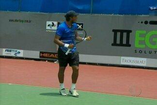 João Feijão não é mais o brasileiro mais bem colocado no ranking da ATP - O tenista mogiano caiu duas posições e agora ocupa a 118ª posição, enquanto Thomas Bellucci é o 116º