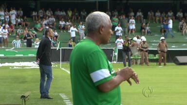 Globo Esporte mostra as semelhanças entre os técnicos do Trio de Ferro - Em busca de reconhecimento, treinadores de Atlético, Coritiba e Paraná Clube tentam brilhar no Campeonato Paranaense