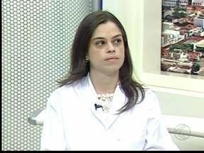 MGTV Responde: dermatologista tira dúvidas sobre hanseníase - Giovanna Prata Ciabotti explica sintomas e esclarece perguntas de telespectadores. Uberaba teve 33 casos da doença registrados em 2013.
