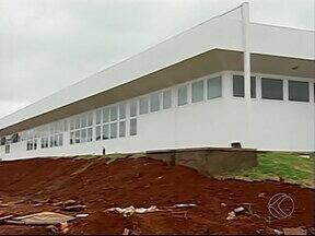 UPA em Patos de Minas deve voltar a funcionar no fim de março - Unidade foi inaugurada no dia 28 de dezembro pela ex-prefeita.