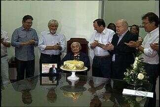 Empresário Josias Passos é homenageado em Sergipe - Empresário Josias Passos é homenageado em Sergipe