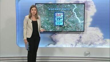 Confira como fica o tempo para o fim de semana - Em janeiro choveu apenas 29% da média para o mês.