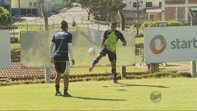 Caldense está pronta para receber o Cruzeiro - Caldense está pronta para receber o Cruzeiro