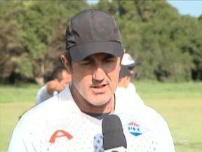 Paulo Moroni prevê uma partida difícil entre Piauí e Parnahyba - Paulo Moroni prevê uma partida difícil entre Piauí e Parnahyba