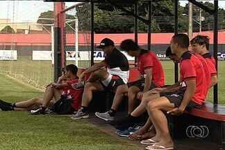 Atlético-GO já pensa em clássico contra o Vila Nova - Após três vitórias consecutivas, Dragão tem mais um difícil compromisso no Campeonato Goiano.
