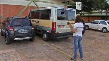 Termina o prazo para as vans escolares conseguirem a licença do Detran - A expectativa era de fazer 184 vistorias em Campo Grande, mas até o momento apenas 141 foram vistoriadas