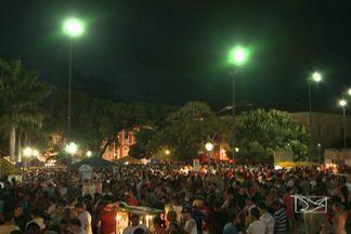Montado esquema de segurança para o pré-carnaval em São Luís - Veja no vídeo.